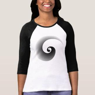 T-shirt zenshirt YIN-Yang