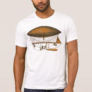 T-shirt Zeppelin de déplacement du cru 1883