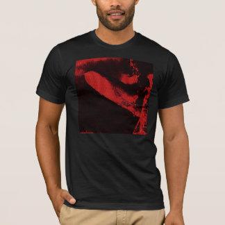 T-shirt Zeppelin de diode électroluminescente