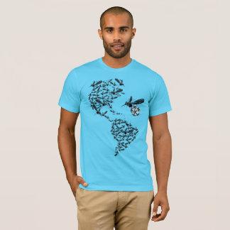 T-shirt Zika en Amériques