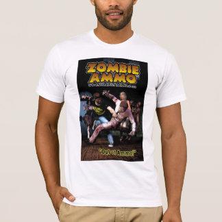 "T-shirt Zombi Ammo™ ""hors des munitions ! """