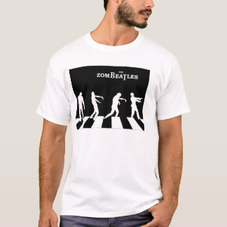 T-shirt Zombi Beatles