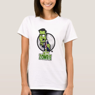 T-shirt Zombi de gant