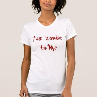 T-shirt Zombi d'entretien à moi