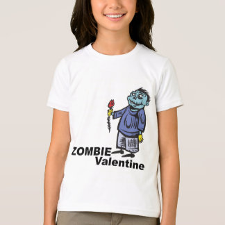 T-shirt Zombi Valentine