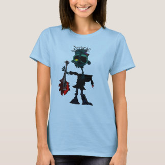 T-shirt Zomby Rockstar