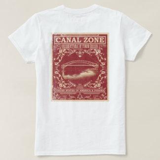 T-shirt Zone de canal