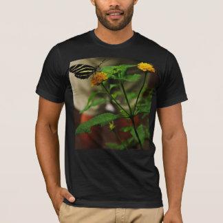 T-shirt Zone de papillon