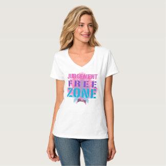 T-shirt Zone franche de jugement