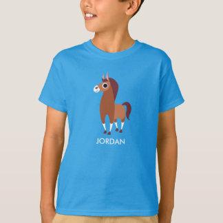 T-shirt Zora le cheval