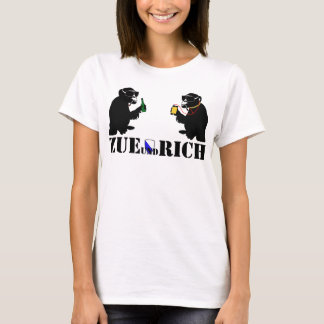 T-shirt zue et rich