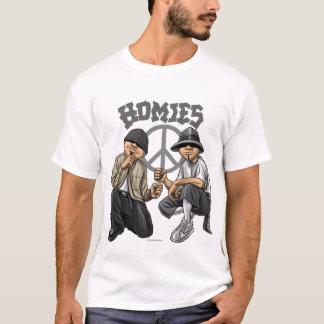 T-shirt ZZ T Eightball_Chato_Peace