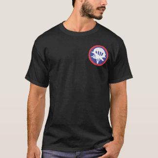 T-shirts aéroporté d'aile de parapentiste