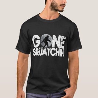 T-shirts allés de Squatchin