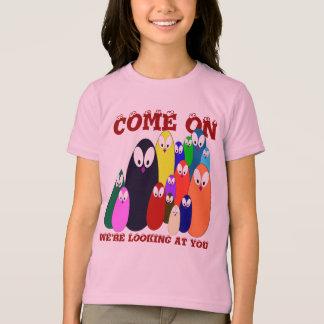T-shirts animaux : : Pingouins : AVANCÉ