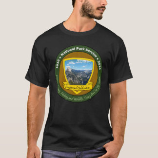 T-shirts centennal Yosemite NP de parc national