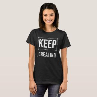 T-shirts créatif pour le photographe et les