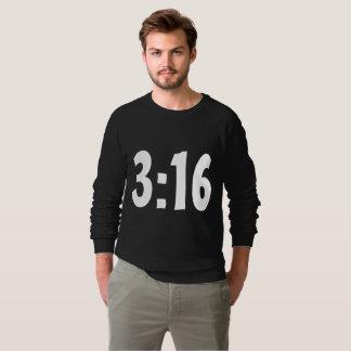 T-shirts de 3h16 de John, tee - shirt chrétien