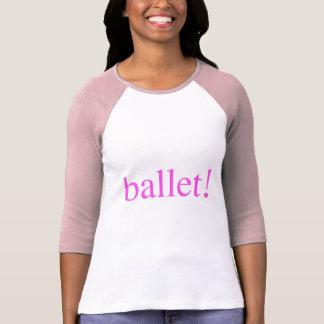 T-shirts de ballet