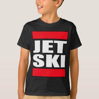 T-shirts de chemise de skieurs de skieur de ski du