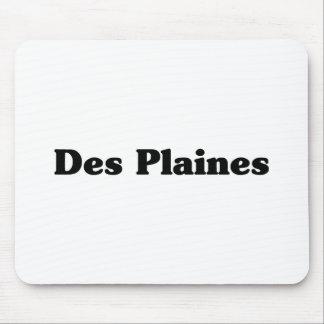 T-shirts de classique de Des Plaines Tapis De Souris