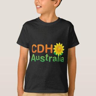 T-shirts de conscience de CDH Australie