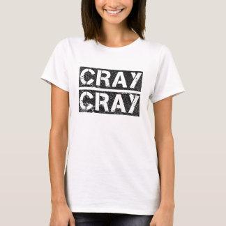 T-shirts de CRAY de CRAY