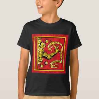 T-shirts de drapeau de Bedford