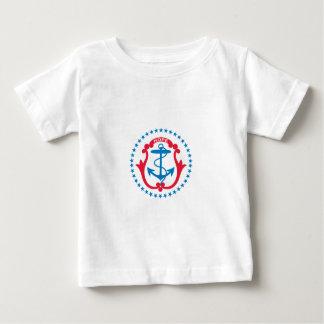 T-shirts de drapeau d'Île de Rhode (1877-1882)
