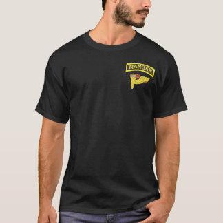 T-shirts de garde forestière d'orienteur (v2)