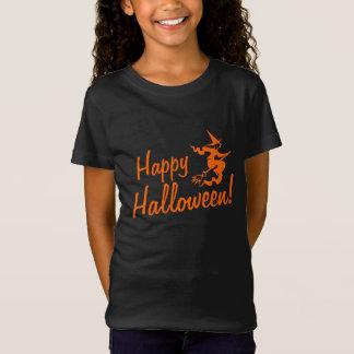 T-shirts de Halloween pour la sorcière des enfants