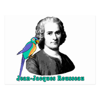 T-shirts de Jean-jacques Rousseau, sweat - shirts Carte Postale