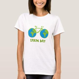 T-shirts de jour de la terre