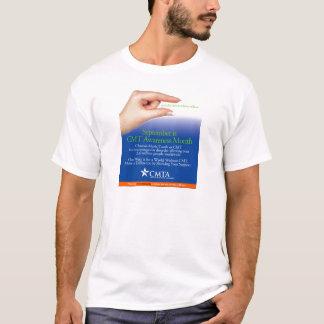 T-shirts de la conscience 2013 de CMTA