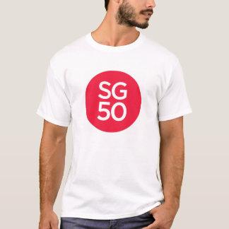 T-shirts de l'homme SG50
