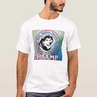 T-shirts de logo de Chaamp