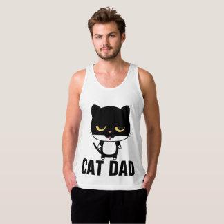 T-shirts de PAPA de CAT