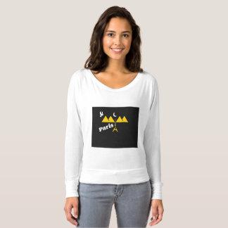 T-shirts de Paris pour des femmes .....