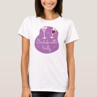 T-shirts de partie de Bachelorette
