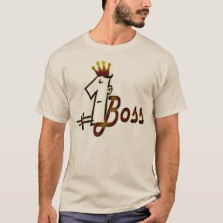 T-shirts de patron du numéro 1 pour les hommes
