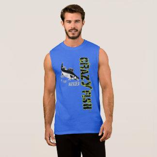 T-shirts de pêche - poissons de faim