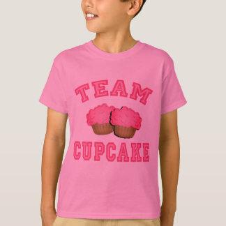 T-shirts de petit gâteau d'équipe, sweat - shirts