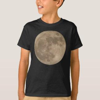 T-shirts de pleine lune de chemise de la lune de