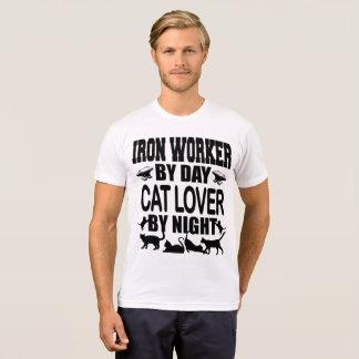 T-shirts de serrurier : Travailleur de fer par