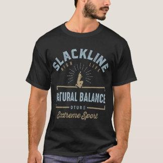 T-shirts de Slackline
