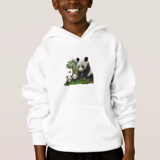 T-shirts d'ours panda