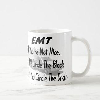 T-shirts drôle et cadeaux d'EMT Mug