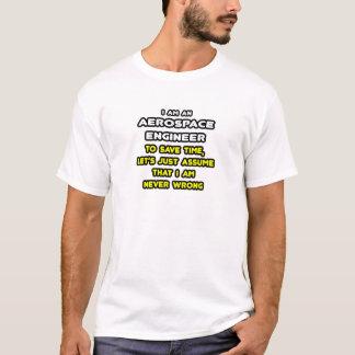 T-shirts drôle et cadeaux d'ingénieur aérospatial