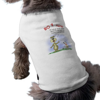 T-shirts drôles de chien : Le chien claquent T-shirt Pour Chien