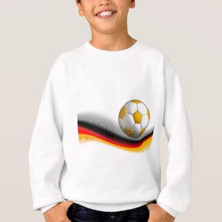 T-shirts du football du football d'amour de la